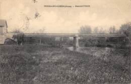 BOURG ET COMIN - Pont Sur L'Aisne - Très Bon état - Other Municipalities