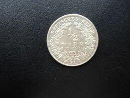 ALLEMAGNE * :  1/2 MARK   1915 D    KM 17     SUP+ - [ 2] 1871-1918: Deutsches Kaiserreich
