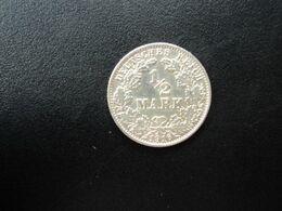 ALLEMAGNE * :  1/2 MARK   1916 G    KM 17     SPL ** - [ 2] 1871-1918: Deutsches Kaiserreich