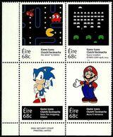 Irlande ( Eire ) 2114/17 Jeux Vidéo, Super Mario, Sonic, Pacman - Non Classés