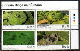 Irlande ( Eire ) 2202/05 Chateau, Tourisme, Archéologie - Schlösser U. Burgen
