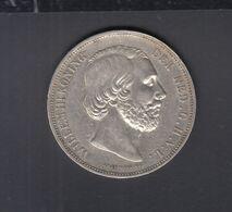 Niederlande 2 1/2 Gulden 1870 - 1849-1890 : Willem III