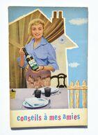 Bière, Recettes De Cuisine : Annie Cordy - Conseils à Mes Amies - Brochure Brasserie Piedboeuf Jupille, 1953 - Andere Sammlungen