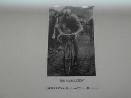 GROBBENDONK - HERENTALS:  Wielrenner Rik Van Looy (geen Kaart - FOTO !!!) - Ciclismo