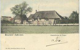Souvenir D'ANVERS : Chaumière Rue Du Verger - Nels Série 25 N° 53 - TRES RARE CPA - Cachet De La Poste 1902 - Antwerpen