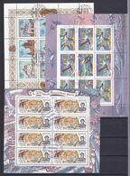 Russland - 1993/94 - Kleinbogen - Sammlung Nr. 4 - Gestempelt - 1992-.... Federation