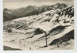 ANDORRE - PAS DE LA CASA - Le Téléski Du Col Blanc Et La Haute Vallée De L'Ariège - Andorra