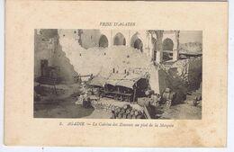 MAROC - AGADIR - La Cuisine Des Zouaves Au Pied De La Mosquée - Agadir