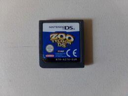 """Jeux Nintendo DS """" Zoo Tycoon """" - Jeux électroniques"""