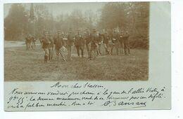 Bourg Léopold Leopoldsburg Camp De Beverloo Fotokaart - Leopoldsburg (Camp De Beverloo)