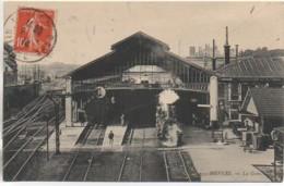 58 NEVERS La Gare - Estaciones Con Trenes