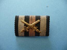 Petite Barrette De Rappel Deco Allemande 1914 1918 - 1914-18