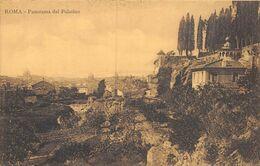 B20-1094-ROMA-PANORAMA DEL PALATINO - Panoramic Views