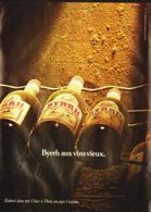 """PUB  """" BYRRH """"  1978  ( 98  ) - Andere Sammlungen"""
