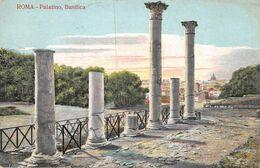 B20-1096-ROMA-PALATINO-BASILICA- - Roma (Rome)