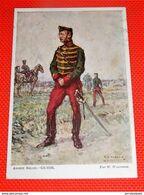 MILITARIA - ARMEE BELGE -  Guide   ( Illustrateur Wagemans ) - Uniformi