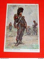MILITARIA - ARMEE BELGE -  Grenadier  ( Illustrateur Wagemans ) - Uniformi