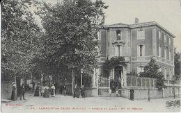 LAMALOU LES BAINS  ( Hérault = : Avenue Du Capus- Dt. Menard - Lamalou Les Bains