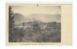 CPA ILE DE LA REUNION - SALAZIE - HELL BOURG - 919m D'ALTITUDE - PETIT DEFAUT - Réunion