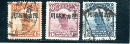 MANDCHOURIE 1927-33 O - Mantsjoerije 1927-33