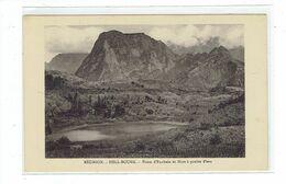 CPA ILE DE LA REUNION - HELL BOURG - PITON D'ENCHAIN ET MARE A POULES D'EAU - Réunion