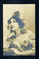 Postcard Woman - La Belle Otero - Women