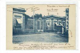 CPA ILE DE LA REUNION - SAINT DENIS - LA BANQUE - Réunion