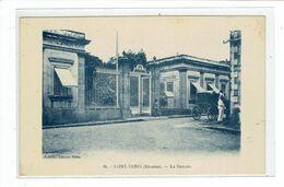 CPA ILE DE LA REUNION - 34. SAINT DENIS - LA BANQUE - Réunion
