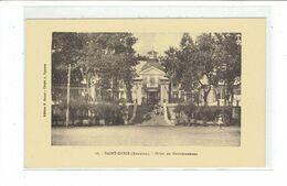 CPA ILE DE LA REUNION - 16. SAINT DENIS - HOTEL DU GOUVERNEMENT - Réunion