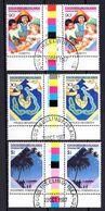 1987 - ISOLE COCOS -  Mi.  Nr. 180/182 - F.D.S. - (K-EA.30) - Kokosinseln (Keeling Islands)