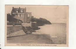 Hacqueville Port Foulon Et La Descente A La Plage - Andere Gemeenten