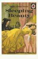 Postcard - Ladybird Book Cover For - Sleeping Beauty - 1965 Series 6065d - New - Books
