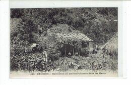 CPA ILE DE LA REUNION - 538. HABITATION DE PLANTEURS BLANCS DANS LES HAUTS - Réunion