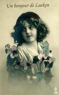 Grete Reinwald Un Bonjour De Laeken - Portraits