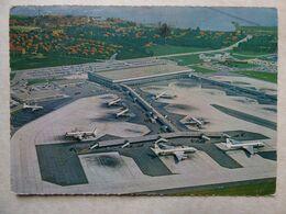 AEROPORT / AIRPORT / FLUGHAFEN    COPENHAGEN     CARTE ABIMEE - Aerodromes