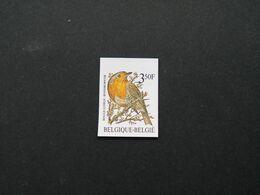 Buzin Roodborstje 2223 Ongetand - 1985-.. Pájaros (Buzin)
