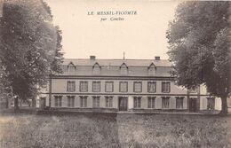 LE MESNIL-VICOMTE  Par Conches - Habitation - France