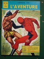 Héros De L'Aventure N°24 (Le Fantôme-Audax)/ Editions Des Remparts, Juin 1966 - Other
