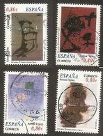 España 2011 Used Antoni Tapies Ver Imagen - 2011-... Gebraucht