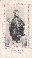 Santino S.ciro M. E. M. - Devotion Images