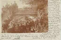 1904    Vaucouleurs   Dans Les Ruines   Vers Bouvellemont  Poix Terron - Commercy