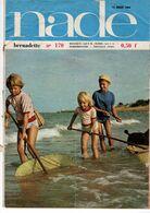 Nade Bernadette Magazine BD Jeunesse N°170 12 Juillet 1964 - Bernadette
