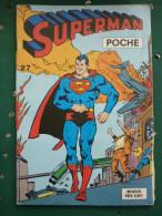Superman Poche Mensuel N°27/ Sagedition, 1979 - Superman