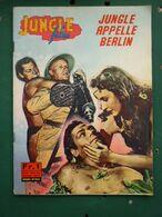 Jungle Film N°12: Jungle Appelle Berlin/ Ponzoni Editeur, Décembre 1964 - Bücher, Zeitschriften, Comics