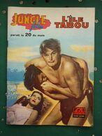 Jungle Film N°1-IIIème Année: L'Île Tabou/ Ponzoni Editeur,Janvier 1965 - Bücher, Zeitschriften, Comics