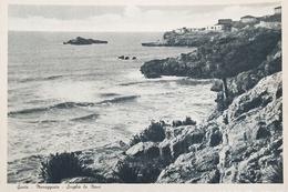 Cartolina - Gaeta - Mareggiata La Nave - 1940 Ca. - Latina