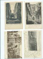 Villers La Ville Abbaye ( Lot De 6 Cartes  ) - Villers-la-Ville