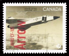 Canada (Scott No.3174 - Aviation Pioneers) (o) - 1952-.... Reinado De Elizabeth II