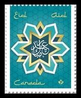 Canada 2020 Mih. 3801 Eid Mubarak MNH ** - Nuevos