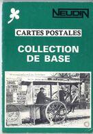 NEUDIN CARTES POSTALES  COLLECTION DE BASE 1984  -  104 PAGES  FICHES PRATIQUES POUR CONNAITRE LES THEMES - Books